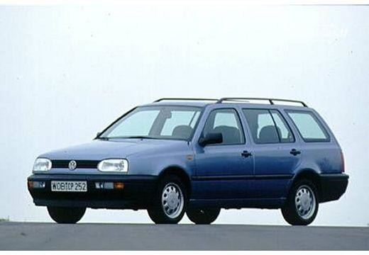 Volkswagen Golf 1995-1996