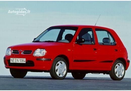 Nissan Micra 1998-1999
