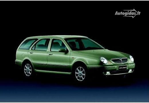 Lancia Lybra 1999-2000