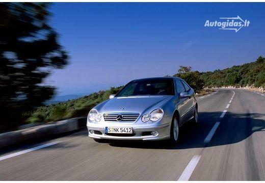 Mercedes-Benz C 200 2003-2004