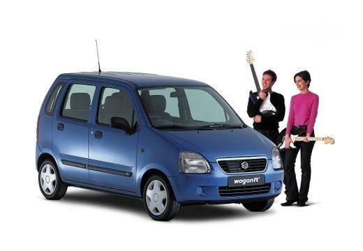 Suzuki Wagon R+ 2003-2003