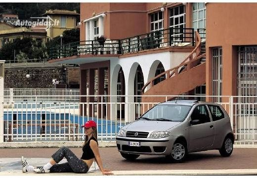 Fiat Punto 2003-2005