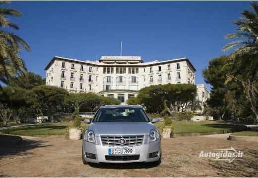 Cadillac BLS 2006-2010