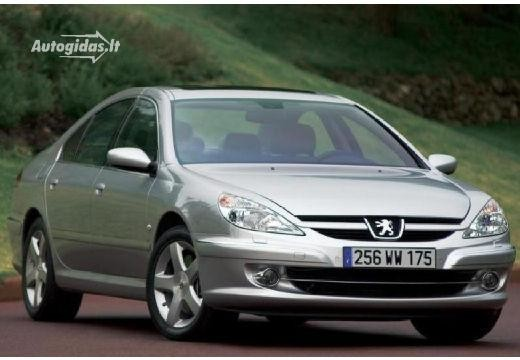 Peugeot 607 2006-2009
