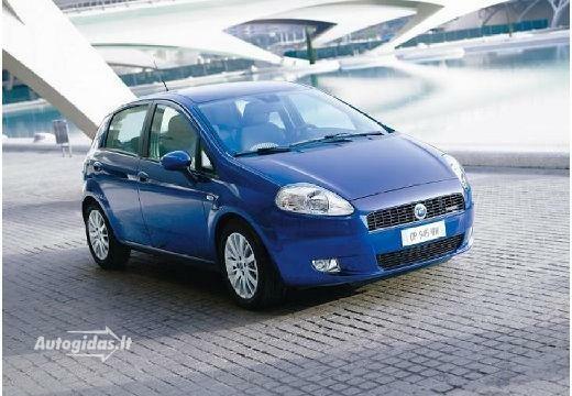 Fiat Punto 2007-2008