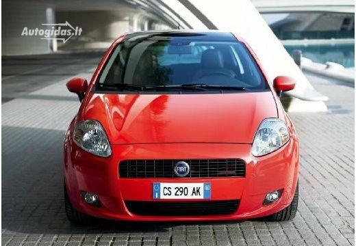 Fiat Grande Punto 2007-2010