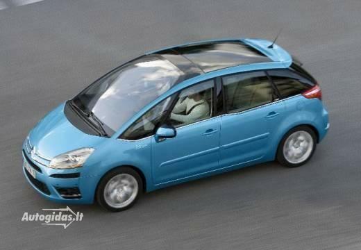 Citroen C4 Picasso 2010-2011