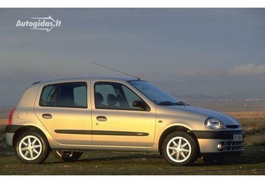 Renault Clio 1998-2001