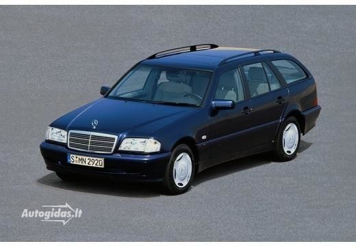 Mercedes-Benz C 200 1998-2001