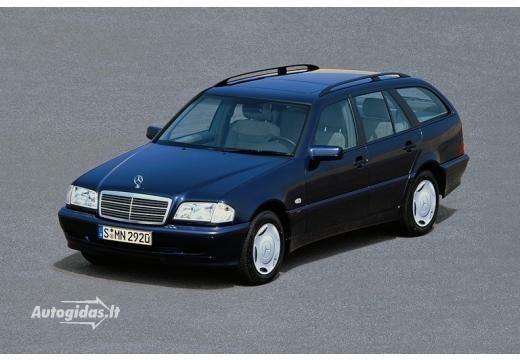Mercedes-Benz C 220 1998-2001