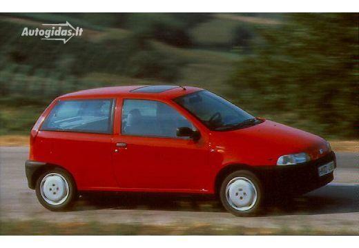 Fiat Punto 1997-1999
