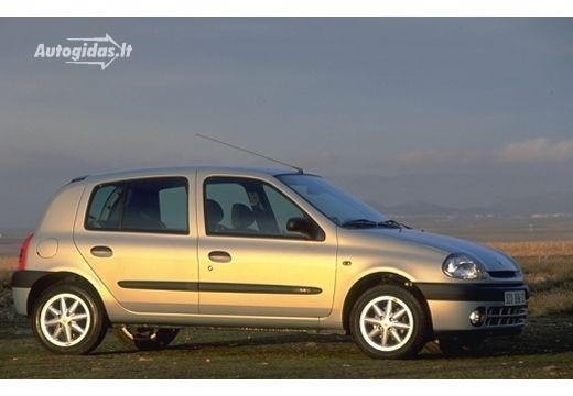 Renault Clio 2000-2000