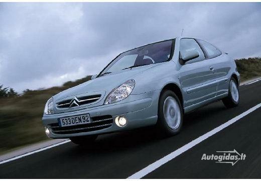 Citroen Xsara 2000-2002