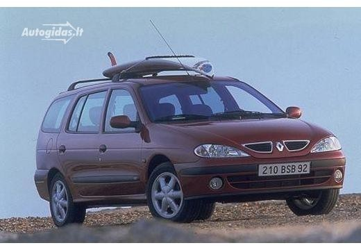 Renault Megane 2001-2002