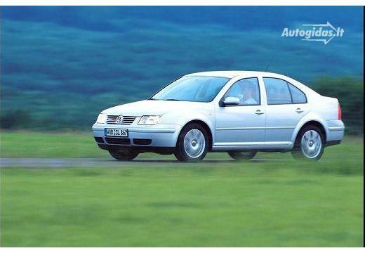 Volkswagen Bora 2001-2003