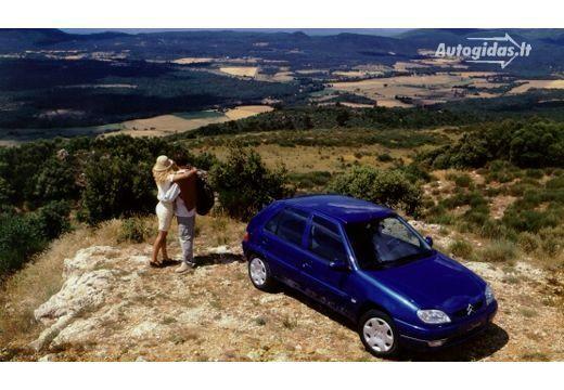 Citroen Saxo 2001-2002