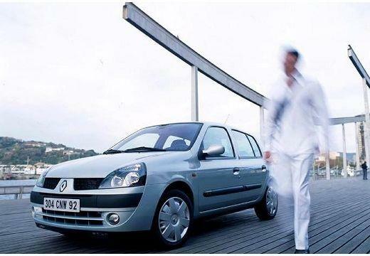 Renault Clio 2002-2004
