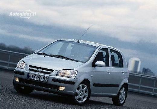 Hyundai Getz 2003-2004