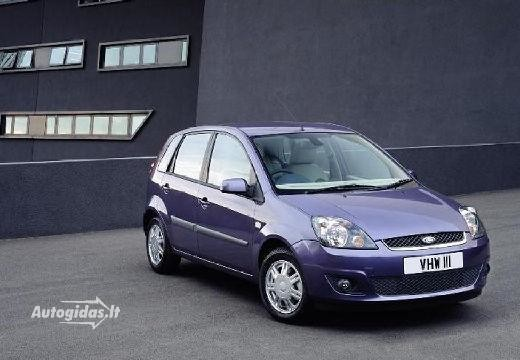 Ford Fiesta 2006-2008