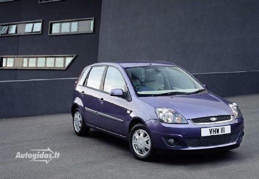 Ford Fiesta 2006-2007