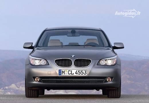 BMW 525 2007-2010