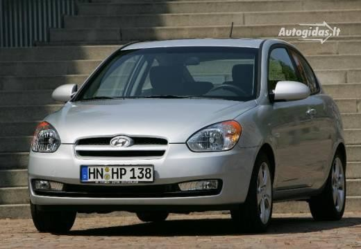 Hyundai Accent 2007-2008