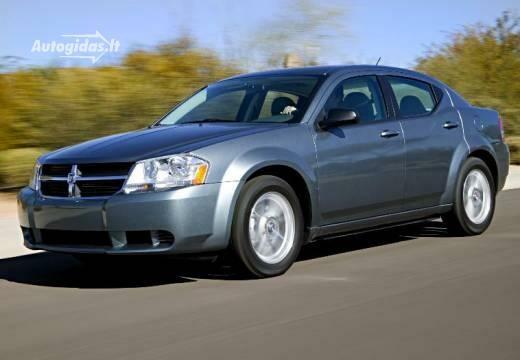 Dodge Avenger 2007-2009