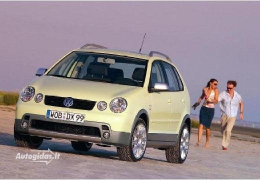 Volkswagen Polo 2003-2005