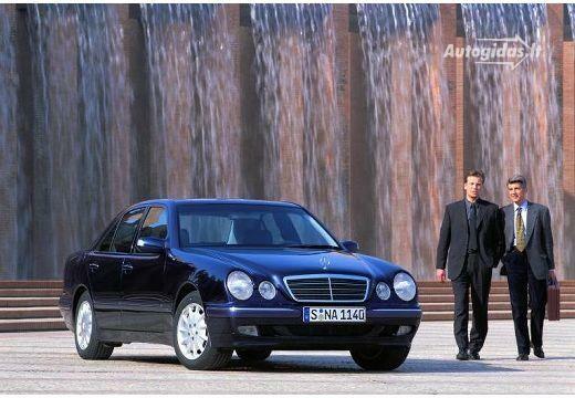 mercedes benz e 220 w210 cdi avantgarde 1999 2001 auto katalogas. Black Bedroom Furniture Sets. Home Design Ideas