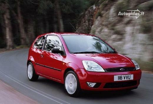 Ford Fiesta 2003-2003