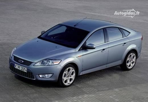 Ford Mondeo 2009-2010