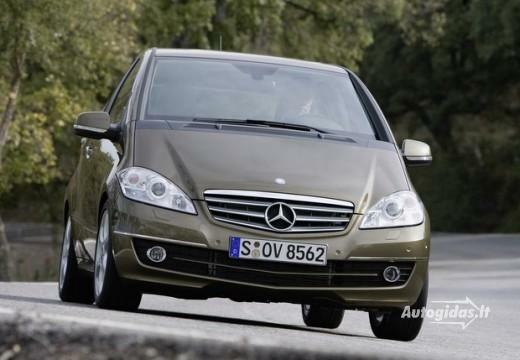 Mercedes-Benz A 160 2009-2010