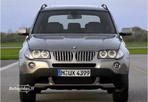 BMW X3 2009-2010