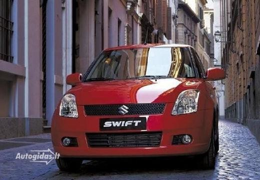 Suzuki Swift 2010-2011
