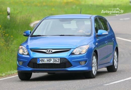 Hyundai i30 2010-2011