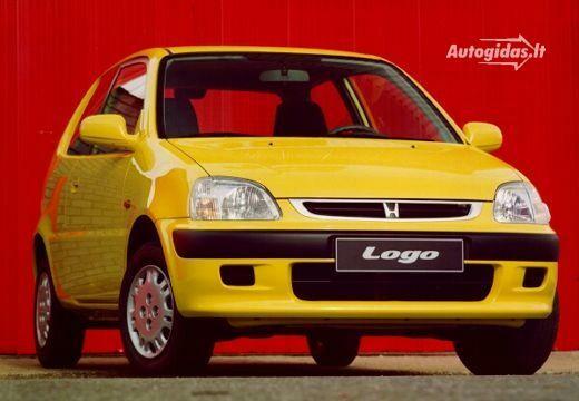 Honda Logo 1999-2001