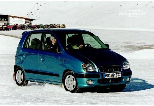 Hyundai Atos 2002-2004