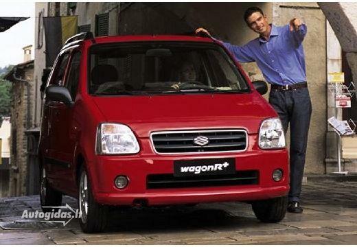 Suzuki Wagon R+ 2004-2005