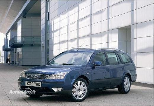 Ford Mondeo 2004-2005