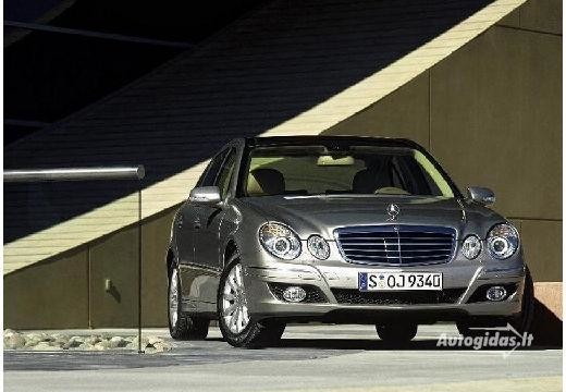Mercedes-Benz E 200 2006-2009