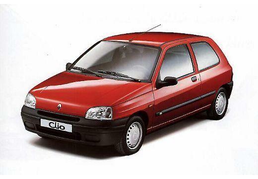 Renault Clio 1996-1997