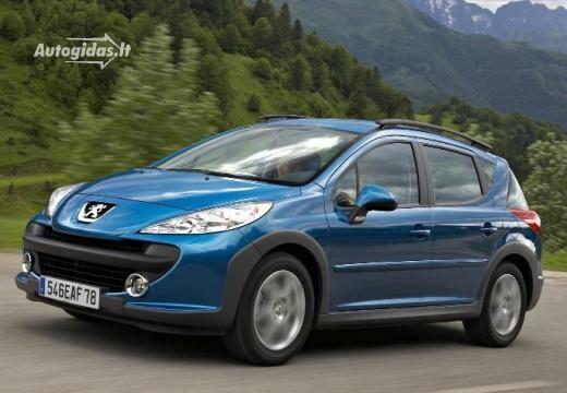 Peugeot 207 2008-2008