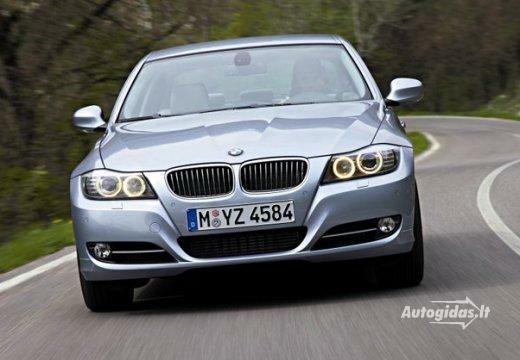 BMW 316 2009-2013