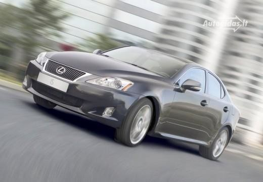 Lexus IS-F 2010-2011