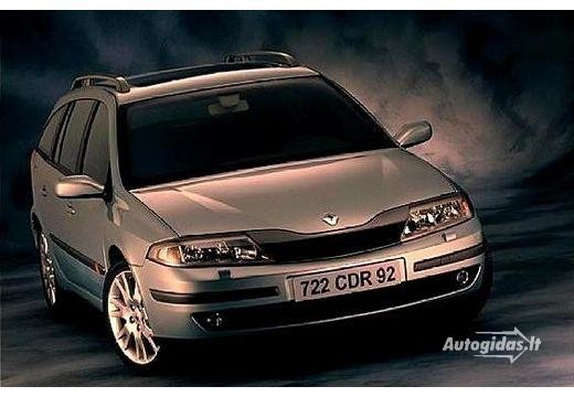 Renault Laguna 2004-2005