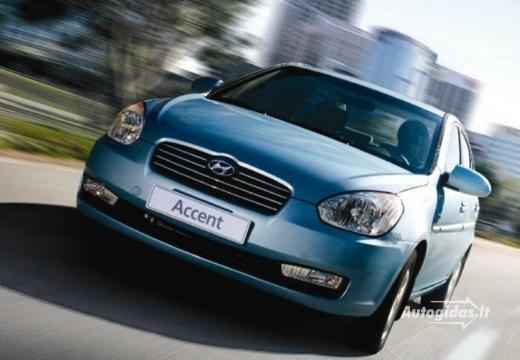 Hyundai Accent 2006-2007