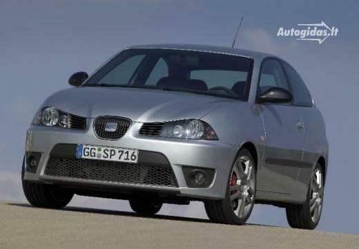 Seat Ibiza 2006-2008