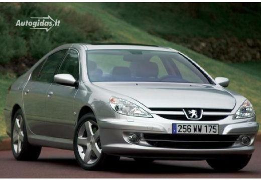 Peugeot 607 2006-2008