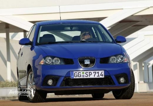 Seat Ibiza 2007-2008