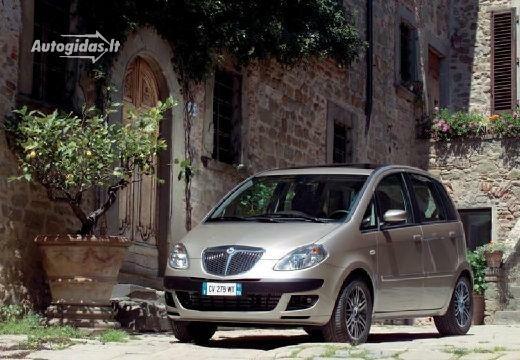 Lancia Musa 2007-2007
